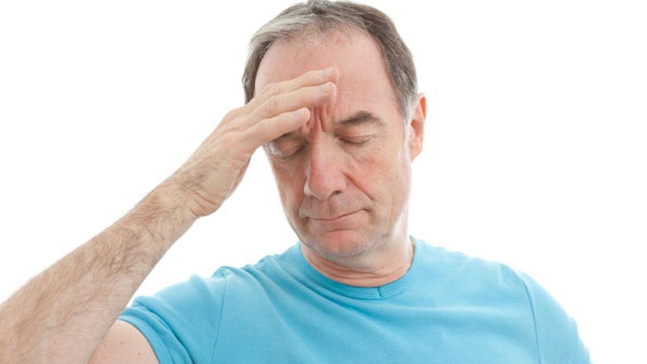 Disminución de testosterona en hombres maduros