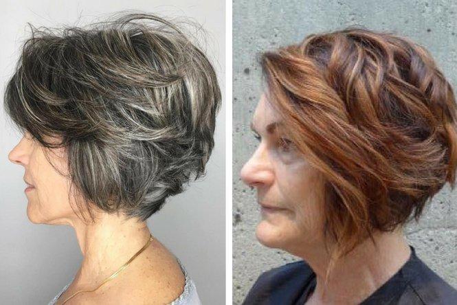 Estilos y cortes de pelo que favorecen después de los 50 años