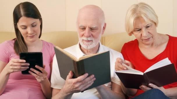 Lecturas para mayores de 50 años