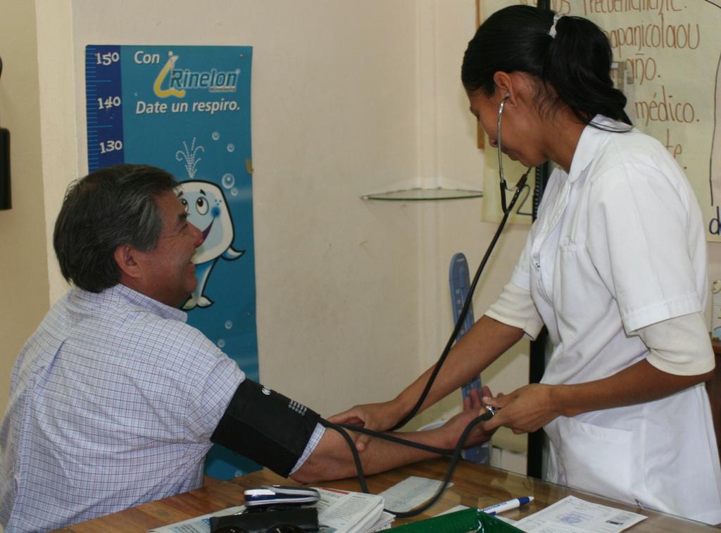 Presión arterial. Claves para mayores de 50 años